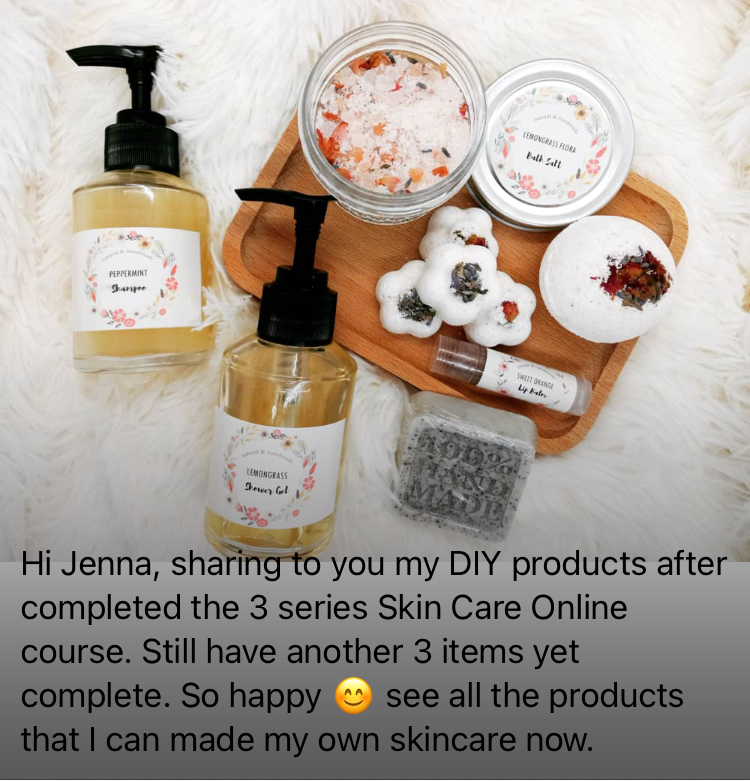 Soap Faculty's Student's DIY Success